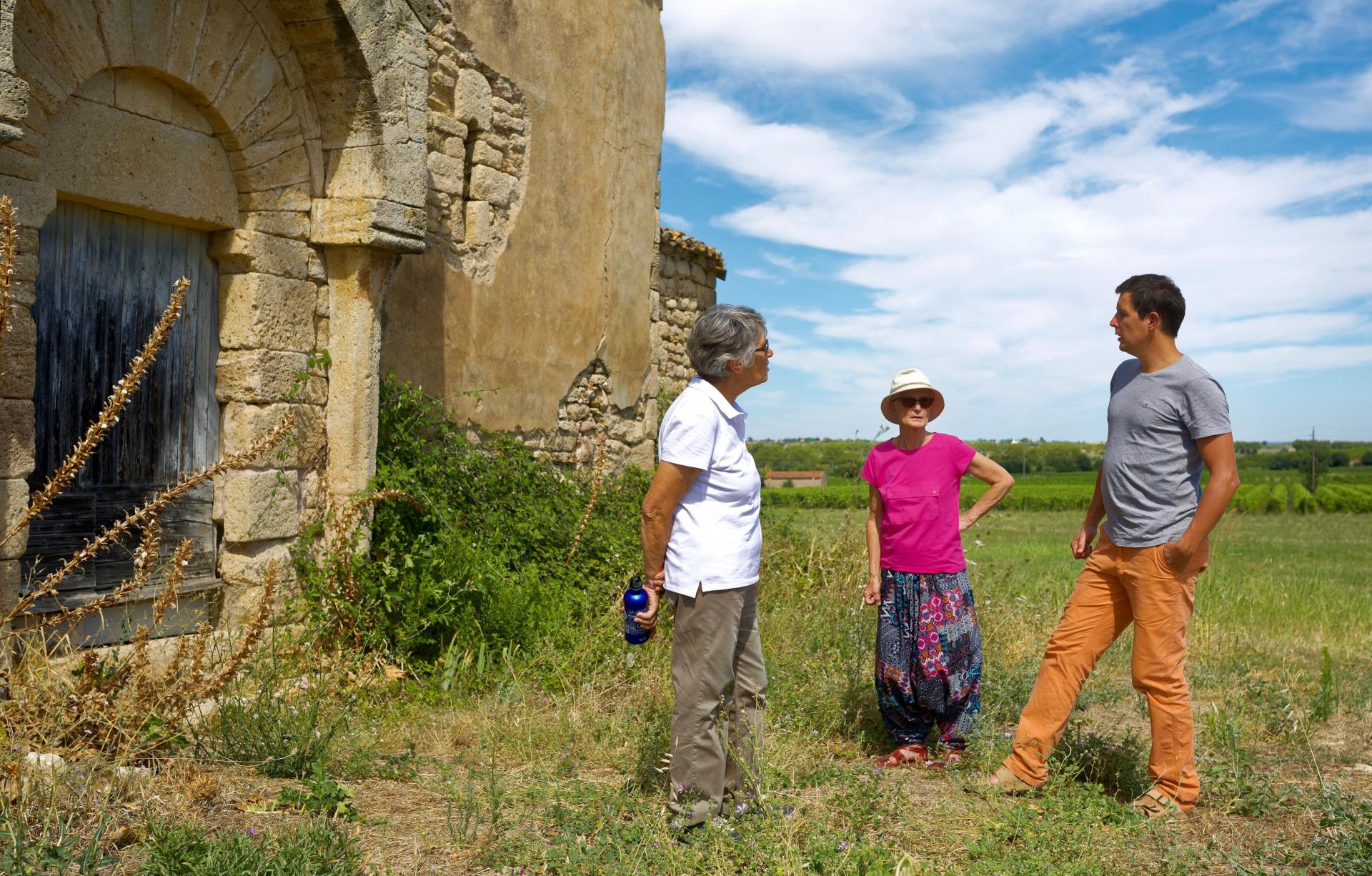Églises des avant-monts