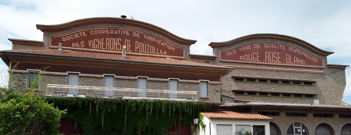 cave coopérative Pouzolles