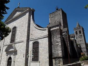 Cathédrale de Saint-Pons