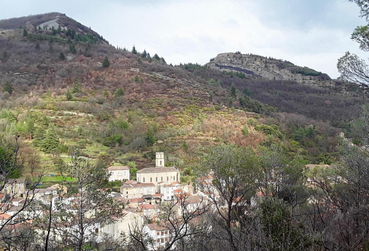 Graissessac et Padène