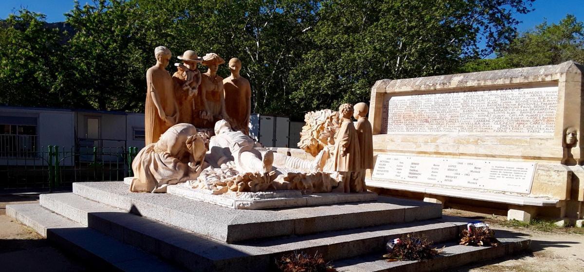 Monument aux morts Dardé
