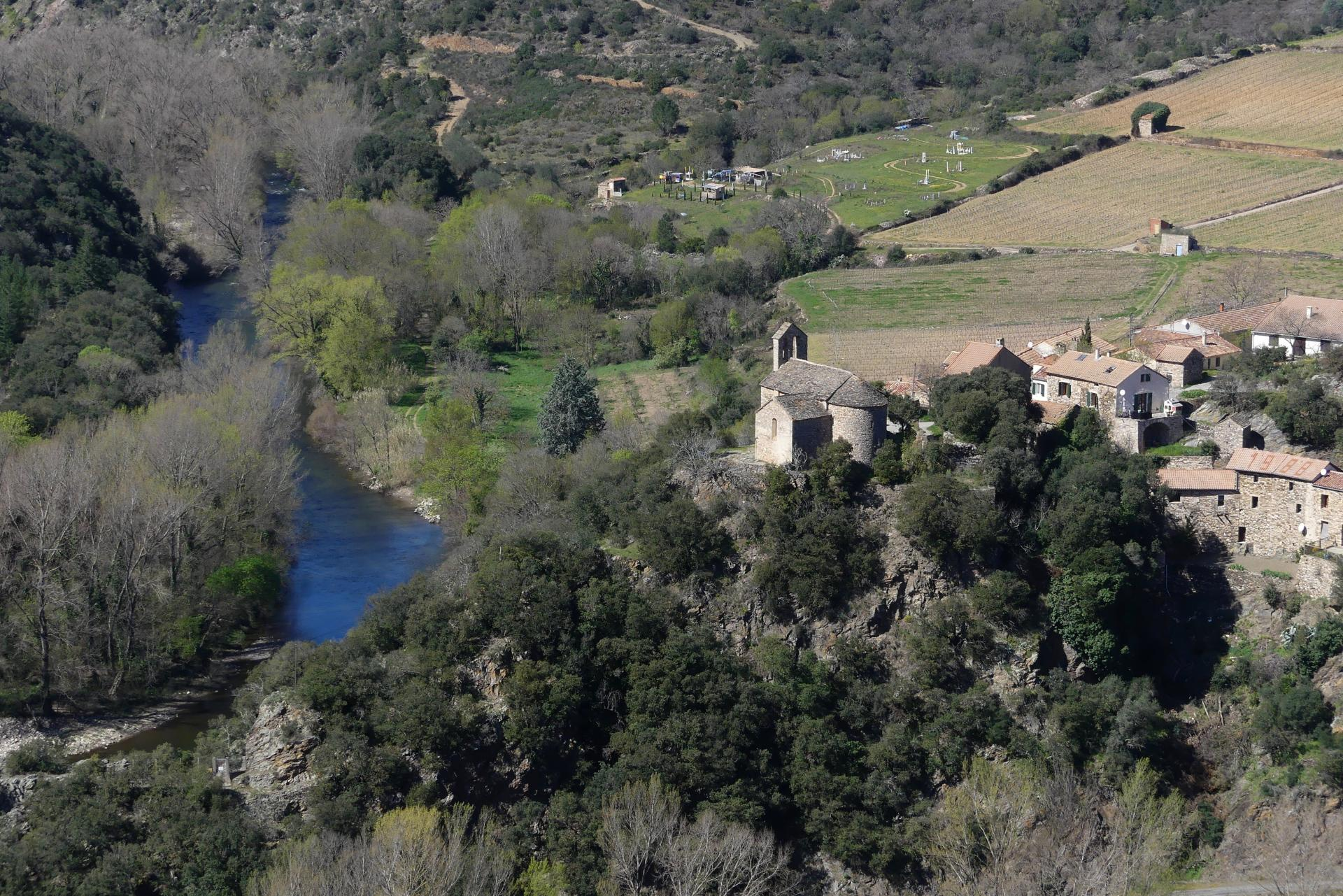 La Voulte (Mons-la Trivalle)